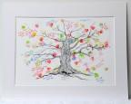 Wedding tree 1